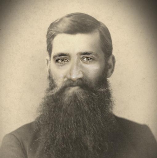 Nicolas's beard